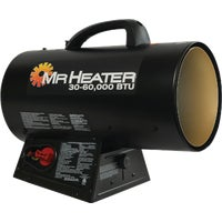 F271370 MR. HEATER Propane QBT Forced Air Heater F271370, MR. HEATER QTB Propane Forced Air Heater