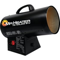 F271390 MR. HEATER Propane QBT Forced Air Heater F271390, MR. HEATER QTB Propane Forced Air Heater