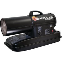 F270270 MR. HEATER Kerosene Forced Air Heater F270270, MR. HEATER 75,000 BTU Kerosene Forced Air Heater