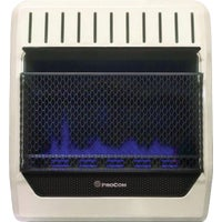MG20TBF ProCom Dual Fuel Blue Flame Gas Wall Heater MG20TBF, ProCom Dual Fuel Vent-Free Blue Flame Wall Heater