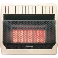 MN3PHG ProCom Infrared Gas Wall Heater MN3PHG, ProCom 30,000 BTU Natural Gas Vent-Free Infrared Plaque Gas Wall Heater
