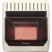 ML2PHG ProCom Infrared Gas Wall Heater ML2PHG, ProCom Vent-Free Infrared Plaque Gas Wall Heater