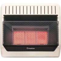ML3PHG ProCom Infrared Gas Wall Heater ML3PHG, ProCom 28,000 BTU Propane Gas Vent-Free Infrared Plaque Gas Wall Heater