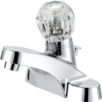 F451C042CP-JPA3 Home Impressions 1 Acrylic Handle 4 In. Centerset Bathroom Faucet bathroom faucet home impressions