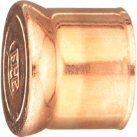 32026 Elkhart Copper Fitting End Plug 32026, Fitting End Plug