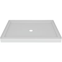 B78311-4834-WH Delta Laurel Shower Floor & Base