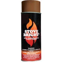 6159 Stove Bright High Heat Spray Paint 6159, Meecos Red Devil StoveBright High Heat Spray Paint