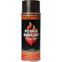 6230 Stove Bright High Heat Spray Paint 6230, Meecos Red Devil StoveBright High Heat Spray Paint