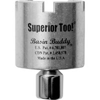 3825 Superior Tool Basin Buddy Universal Sink Drain Wrench