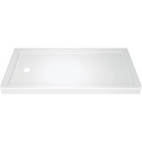 40094L Delta Classic 400 Shower Floor & Base