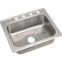 NLB25224 Elkay Single Bowl Stainless Steel Sink kitchen sink