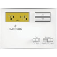 NP110 White Rodgers Non-Programmable Digital Thermostat digital thermostat
