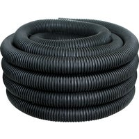 401-100 Advanced Basement 4 In. X 100 Ft. Corrugated Drain Pipe advanced basement corrugated polyethylene