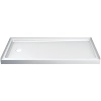 B78513-6030L-WH Delta Hycroft Shower Floor & Base