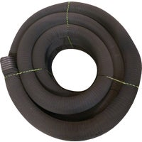 4730100 Advanced Basement 4 In. X 100 Ft. Corrugated Drain Pipe advanced basement corrugated polyethylene