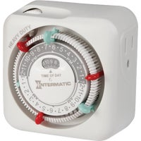 TN311K Intermatic Indoor Plug-In Timer