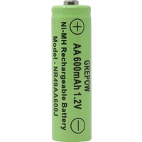 97145 Moonrays Solar Replacement Battery 97125, Solar Replacement Battery