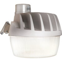 AL5550LPCGY All-Pro LED Outdoor Area Light Fixture w/Twist & Lock Replaceable Photo Control
