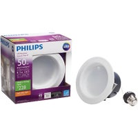 801241 Philips Retrofit 8W LED Recessed Light Kit Philips Retrofit LED Recessed Light Kit