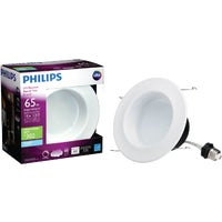 801274 Philips Retrofit 10W LED Recessed Light Kit Philips Retrofit LED Recessed Light Kit