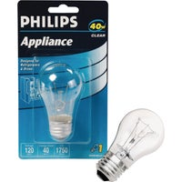 299990 Philips A15 Incandescent Appliance Light Bulb