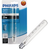 416289 Philips T6.5 Incandescent Appliance Light Bulb