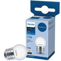415455 Philips S11 Incandescent Night-Light Bulb