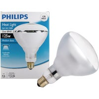 416750 Philips BR40 Incandescent Heat Light Bulb