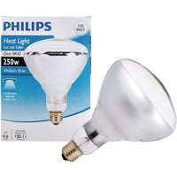 416743 Philips BR40 Incandescent Heat Light Bulb