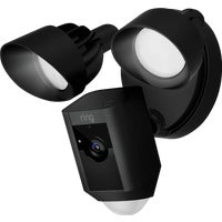 8SF1P7-BEN0 Ring Security Camera With Floodlight camera security