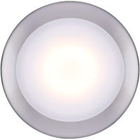 LED-SM6DL-BN-C Canarm 6 In. LED Disc Flush Mount Light Fixture