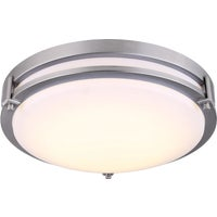 LFM112A13BN Canarm Gilda LED Flush Mount Light Fixture