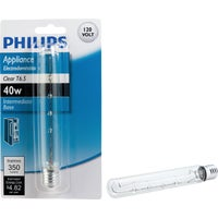 416297 Philips T6.5 Incandescent Appliance Light Bulb