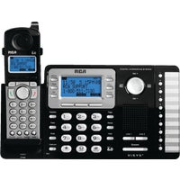 25252 RCA DECT 6.0 Expandable Cordless Phone System cordless dect phone rca
