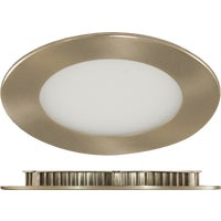 TL4-30-BN Liteline Trenz ThinLED 3000K Recessed Light Kit