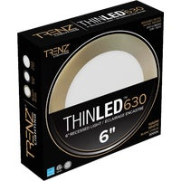 TL6-30-BN Liteline Trenz ThinLED 3000K Recessed Light Kit