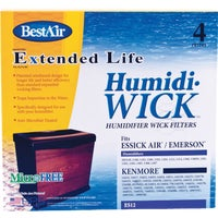 ES12-2 BestAir Extended Life Humidi-Wick Humidifier Wick Filter ES12-2, BestAir Extended Life Humidifier Filter