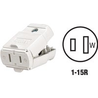 016-102-WP Leviton Hinged Cord Connector connector cord