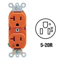 R71-05362-IGS Leviton Isolated Grounding Duplex Outlet duplex outlet