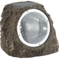 ESL-24-16-1 Outdoor Expressions Rock Solar Path Light ESL-24-16-1, Outdoor Expressions Solar Rock Floodlight