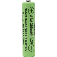 97146 Moonrays Solar Replacement Battery 97126, Solar Replacement Battery