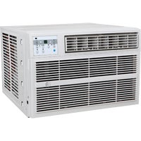 3PACH8000 Perfect Aire 8000 BTU Window Air Conditioner With Heater
