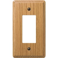 901RL Amerelle Wood Rocker Decorator Wall Plate