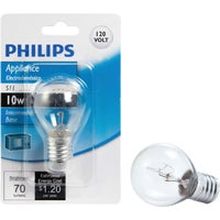 415299 Philips S11 Incandescent Appliance Light Bulb 3568, 3568 Westinghouse S11 Exit Sign Light Bulb
