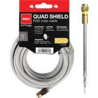 Quad Shield Coaxial Cable cable coaxial