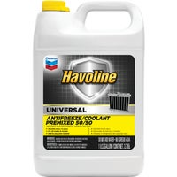 227063490 Havoline Universal 50/50 Automotive Antifreeze/Coolant antifreeze automotive havoline universal