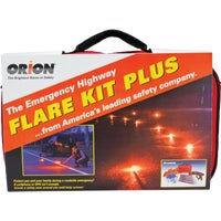 8905 Orion 19-Piece Flare Kit Plus Emergency Road Kit 8905, Orion 19-Piece Flare Kit Plus Emergency Road Kit
