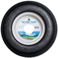80101 Marastar Trailer Tire and Wheel
