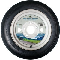 80201 Marastar Trailer Tire and Wheel