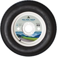 80301 Marastar Trailer Tire and Wheel